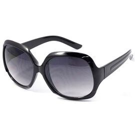 New For Season- Oval Sunglasses Colour Black