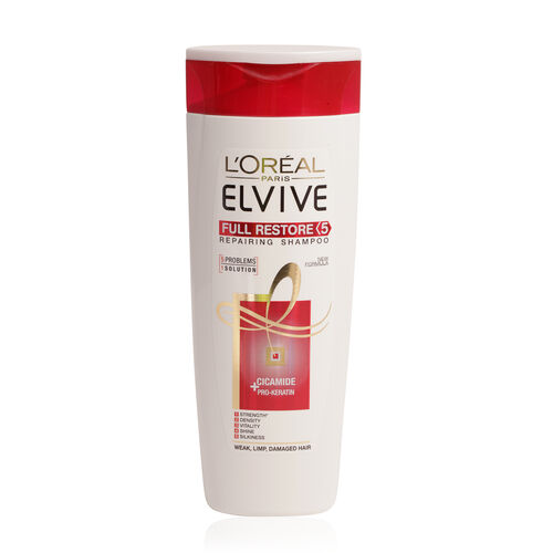 LOreal: Elvive Full Restore 5 Shampoo - 400ml
