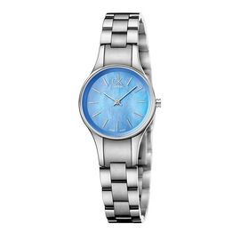 CALVIN KLEIN Made in Switzerland Water Resistance Blue Dial (Size 28mm) Quartz Women Watch