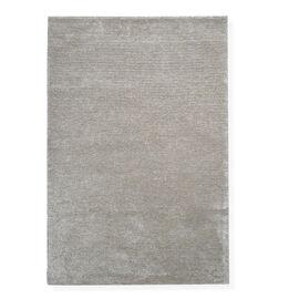 Premium Hand Tufted Luxury Carpet with 100% Cotton Back (180 CmX120 Cm. ) - Light Grey Colour