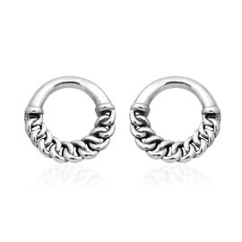 Thai Sterling Silver Earrings (with Push Back)