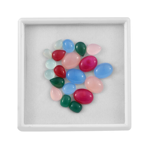 Multi GemStones Mix Fancy 102.500 Cts