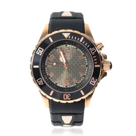 KYBOE Power Collection- Rose Gold Night - 40MM LED Watch