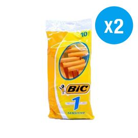 Bic: 1 Normal Disposable Razors 10s (Pack of 2)