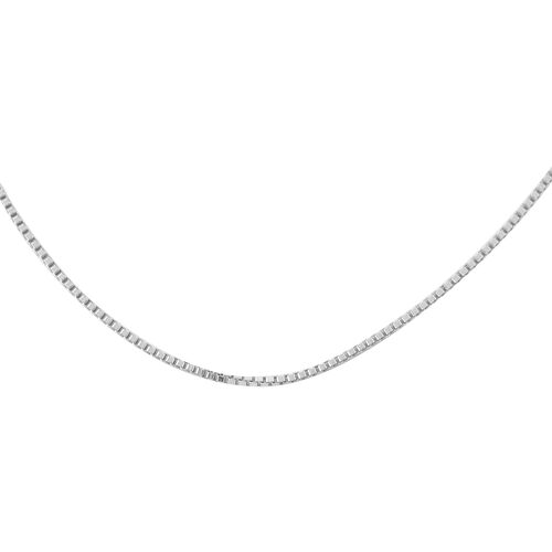 RHAPSODY  950 Platinum Chain (Size 20)