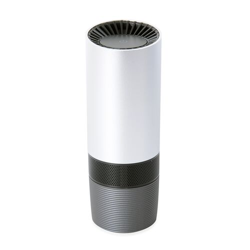 3 Speed - HEPA Filter Air Purifier in Silver Colour