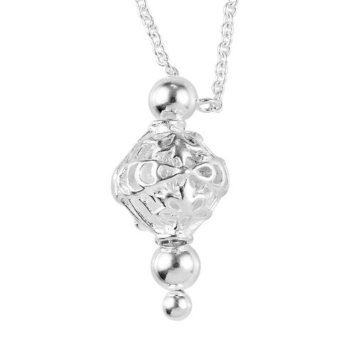 Adjustable Necklace in Sterling Silver 4.74 Grams 20 Inch