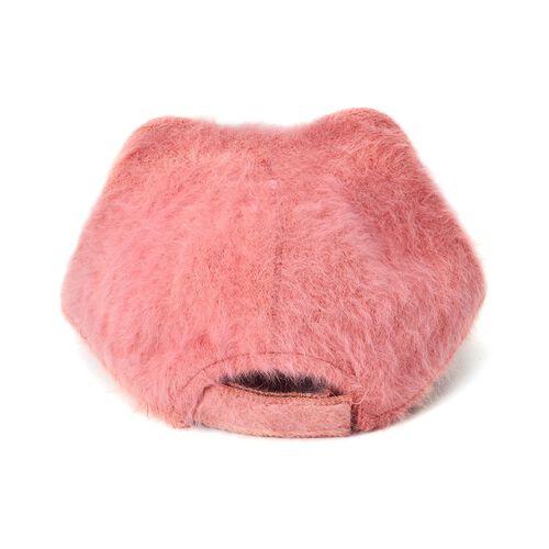 Brown Colour Cat Face Child Cap (Size 25 Cm)