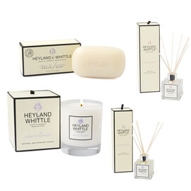 Heyland & Whittle: Neroli & Rose Diffuser, Candle & Organic Soap
