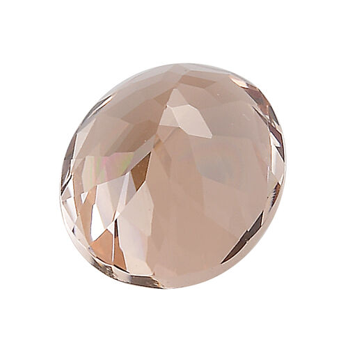 AAA Morganite Oval 11x9 Faceted 2.98 Cts