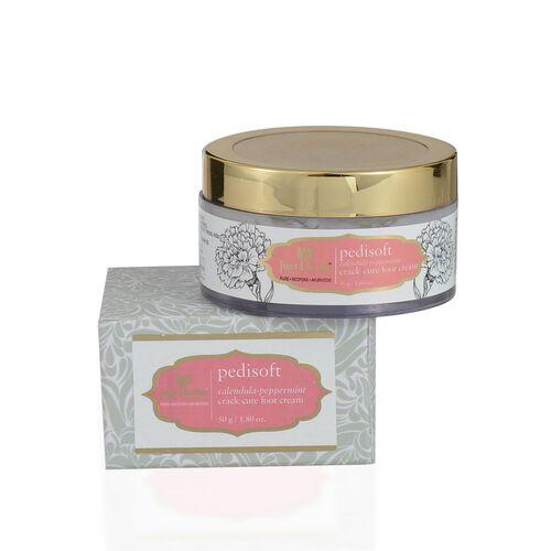 (Option 3) Just Herbs Pedisoft Crack Cure Foot cream (50g)
