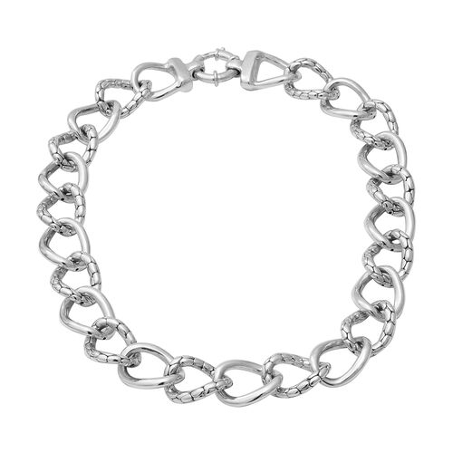 Chain Necklace in Sterling Silver 58 Grams 20 Inch