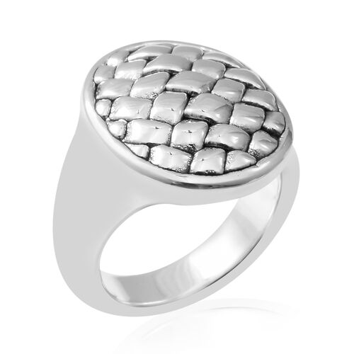 Sterling Silver Ring, Silver wt 5.20 Gms.