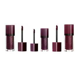 Bourjois: Rouge Edition Velvet Lipstick Trio - Ultra Violette 037, Chocolate Corset 023 & Berry Chic