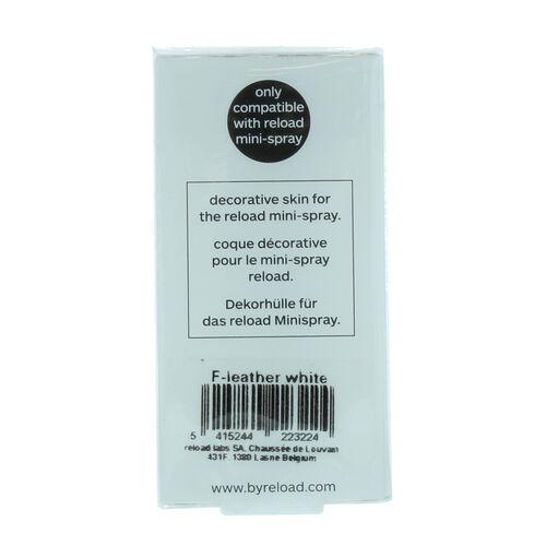 Reload Mini Spray Skin - Leather White