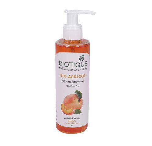 Biotique: Bio Apricot Body Wash - 200ml