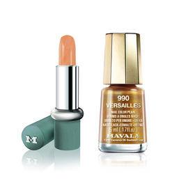 Mavala: Eldorado Lipstick (With 990 Versailles Mini Colour)