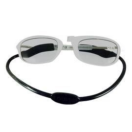 Loopies Magnetic Photochromic White Reading Glasses