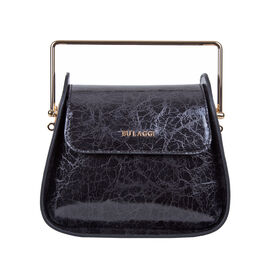 Bulaggi Collection Valentine Retro Handbag in Black