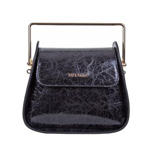 Bulaggi Collection Valentine Retro Handbag in Black