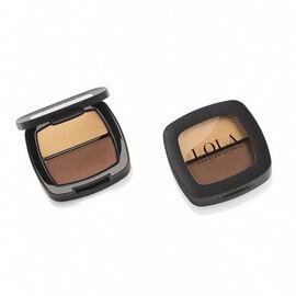 Lola: Duo Eyeshadow (Brown) - 003