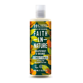 Faith In Nature: Grapefruit & Orange Conditioner - 400ml