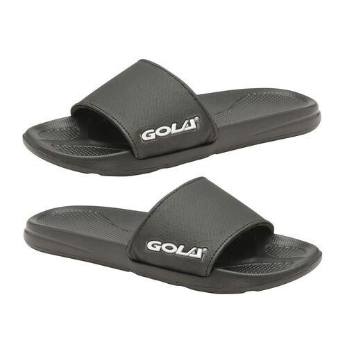 Gola Elko Mule Sandals (Size 3) - Black
