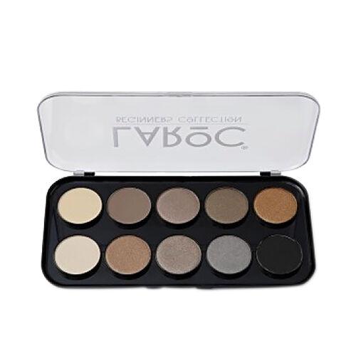 La Roc: 10 Colour Eyeshadow Palette