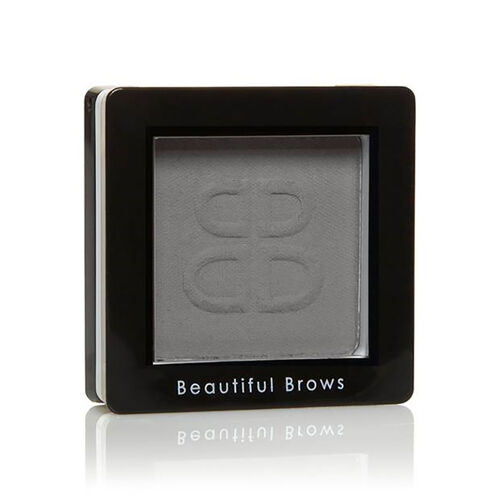 Beautiful Brows: Duo Brow Kit Slate (With free Eyebrow Trimmer & Brow Refill)