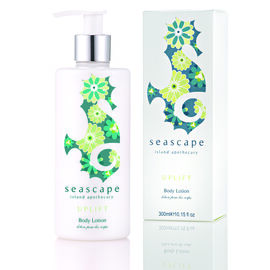 Seascape Island Apothecary: Uplift Body Lotion - 300ml