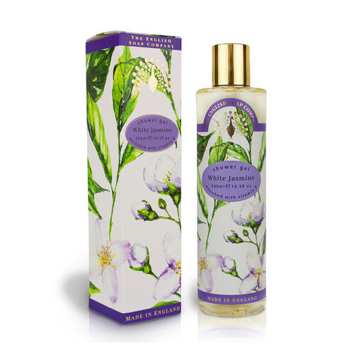The English Soap Company: Eau De Toilette Spray (White Jasmine & Sandalwood) - 100ml