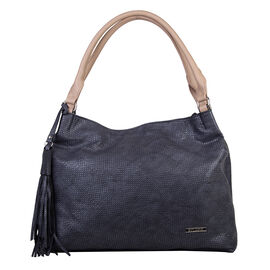 Bulaggi Collection - Scarlett - Hobo Bag (38x32x16 cm) - Dark Blue
