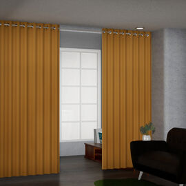 Super Find - TJC Blackout Curtain with 8 Eyelets - Mustard