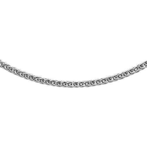 RHAPSODY 950 Platinum Spiga Chain (Size 18)