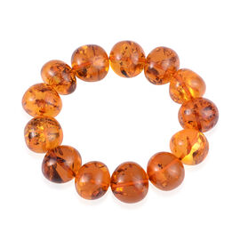 Baltic Amber Bracelet (Size 7) 160.000 Ct.