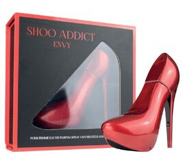 Sexxy Shoo: Shoo Addict Envy Eau De Parfum (Red) - 100ml
