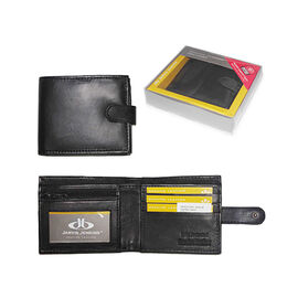 Close Out Deal 100% Genuine Leather RFID Blocking  Wallet with  Coin Slot - Zip
