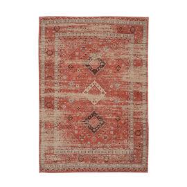 95% Cotton Chenille Jaquard Carpet (Size 200x140 Cm)