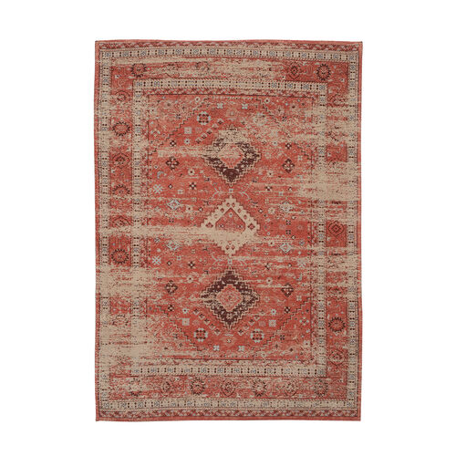 95% Cotton Chenille Jaquard Carpet (Size 200x140 Cm)