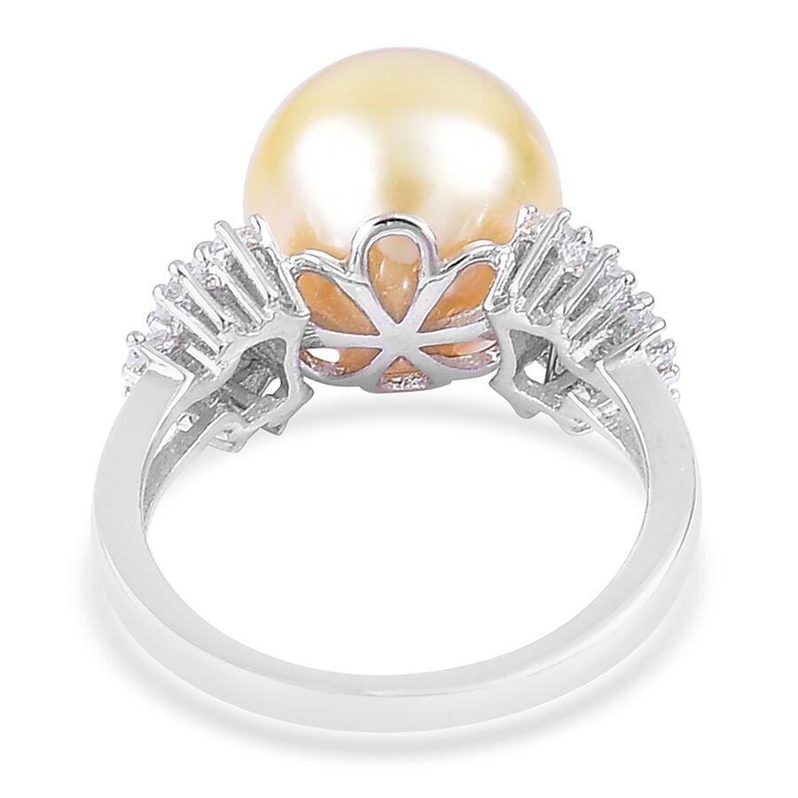 Pearl And Diamond Ring Australia