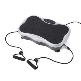 Whole Body Vibration Platform With Resistance Band and Remote Control. Max. User Weight 330lbs/149kg