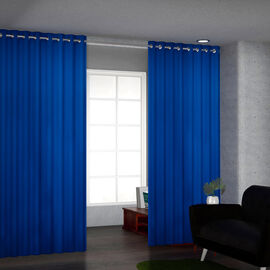 Super Find - TJC Blackout Curtain with 8 Eyelets - Royal Blue
