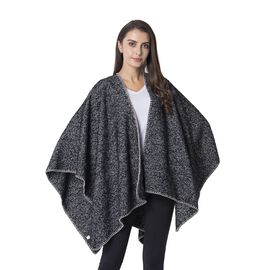 Black Colour Kimono Size 120x73 Cm