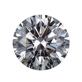 0.50 Carat GIA Certified 4.98mm Round Diamond SI2 GH