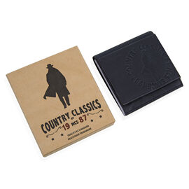 MCS Country Classics: 100% Genuine Leather wallet