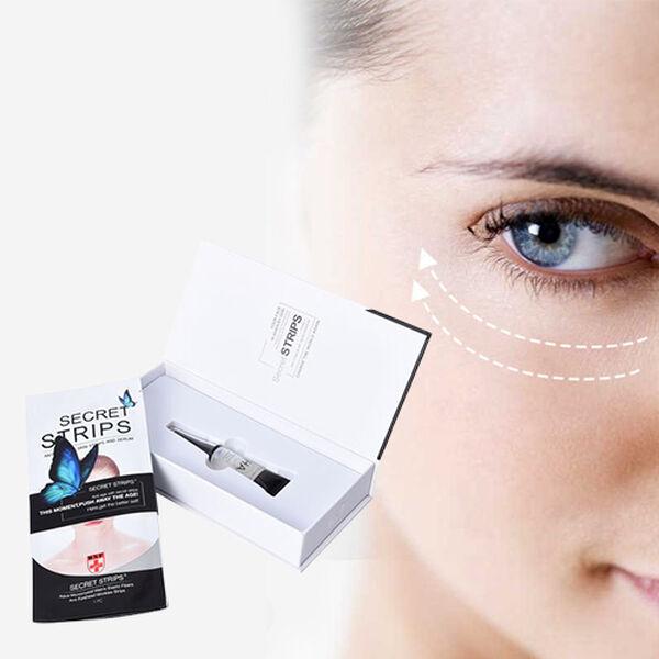 Set of  Pair Anti Aging Eye Strips and  Hyaluronic Acid Moisturizing Firming Essence