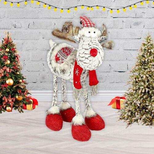 Christmas Decoration - Cute Reindeer (size 60cm)