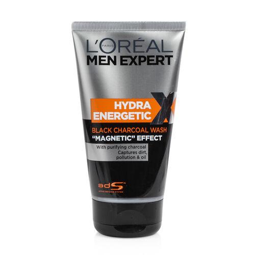 LOreal Paris Men Exp Hydra Energ Xtreme Charcoal Wash