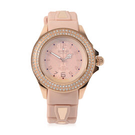 KYBOE Radiant Collection - Pink Charm - 40MM LED Watch