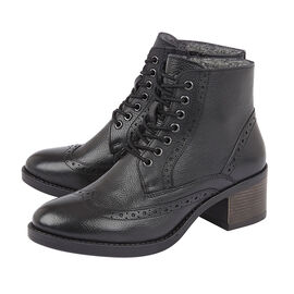 Lotus AMIRA Ankle Boots Black